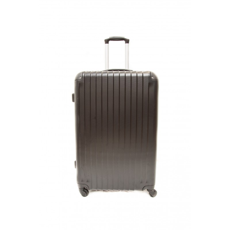 "Valise Grande Taille 4 roues 75cm - Trolley ADC ""Ray"" Abs Rigide."