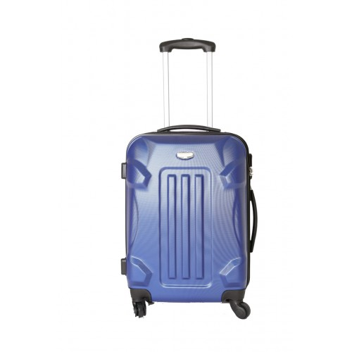 "Valise cabine 4 roues 55cm - Trolley ADC ""Robot"" Abs Rigide."