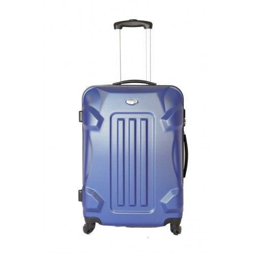 "Valise taille Moyenne 4 roues 65cm - Trolley ADC ""Robot"" ABS Rigide."