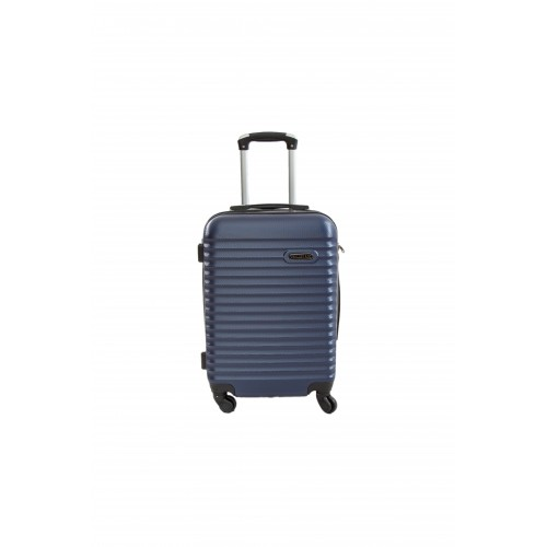 "Valise cabine 4 roues 55cm - Trolley ADC ""Classiq"" ABS Rigide."