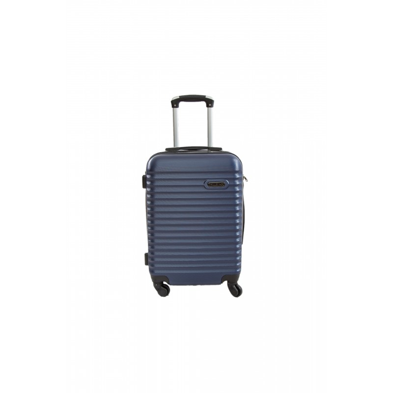 """Valise cabine 4 roues 55cm - Trolley ADC """"Classiq"""" ABS Rigide."""