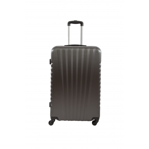 "Valise Grande taille 75cm 4 roues - Trolley ADC ""Elegance"" Rigide ABS."