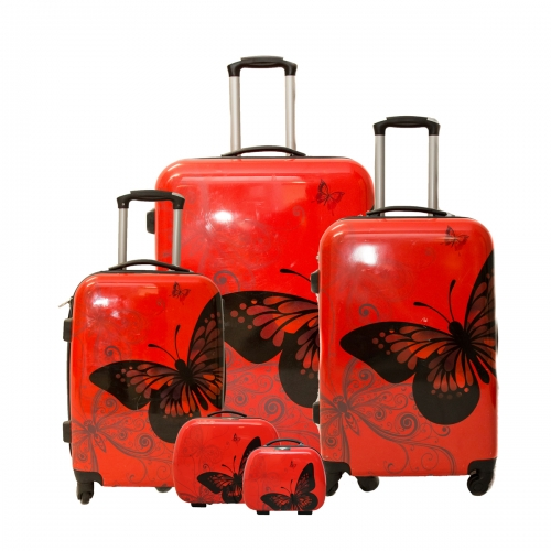 "Set de 3 valise ""Liberty"" Polycarbonate"