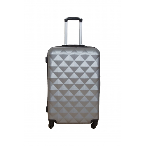 Valise Grande Taille 4 roues 75cm - Trolley ADC