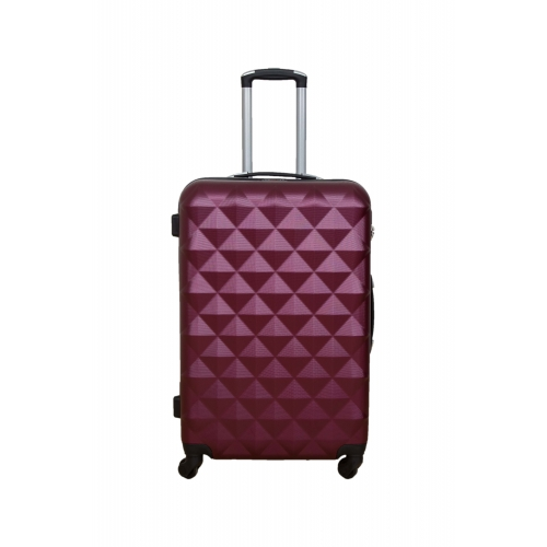Valise Taille Moyenne 4 roues 65cm - Trolley ADC