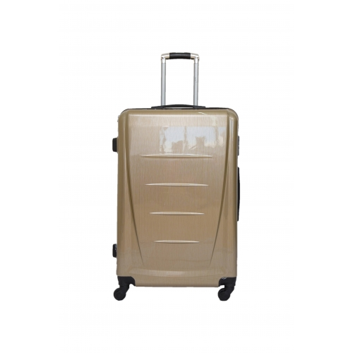 Valise  Taille Moyenne 4 roues 65cm Polycarbonate - Superfly