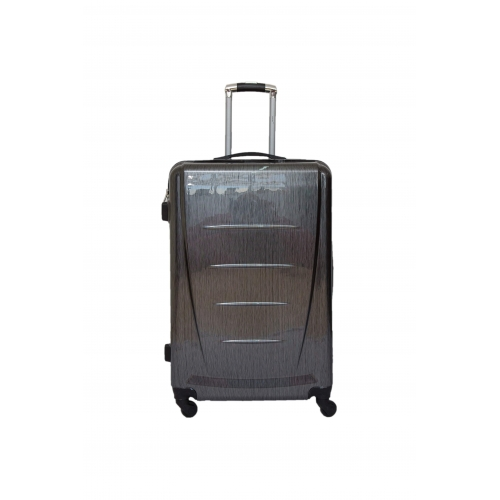 Valise Grande Taille 4 roues 75cm Polycarbonate - Superfly