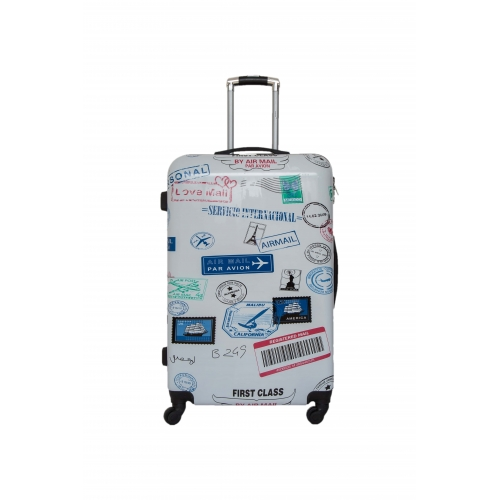 Valise Grande Taille 4 roues 75cm - SuperFly
