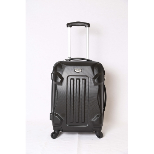 "Valise cabine 4 roues 65cm - Trolley ADC ""Robot"" Abs Rigide."