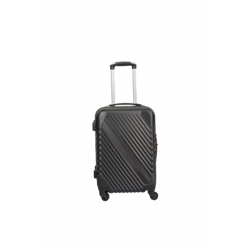 Valise Cabine 4 roues 55cm ABS - Trolley ADC