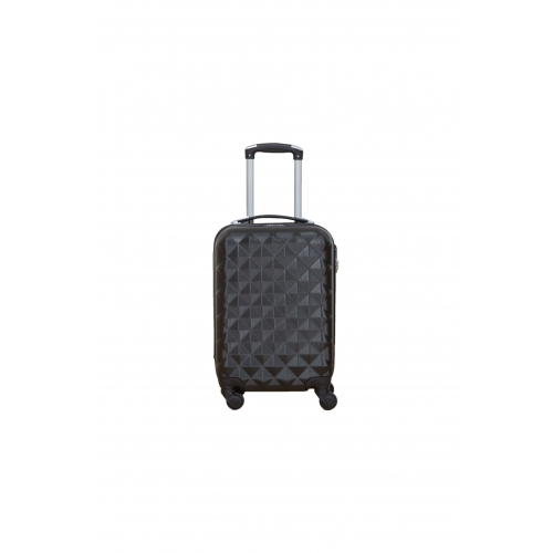 Valise Cabine 4 roues 50cm ABS - Trolley ADC