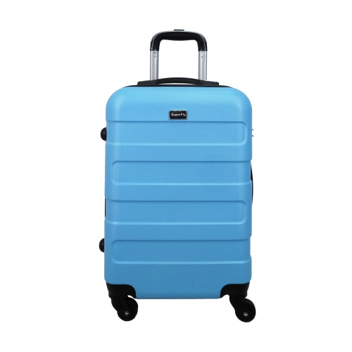 Valise Grande Taille 4 roues 75cm ABS - SuperFly