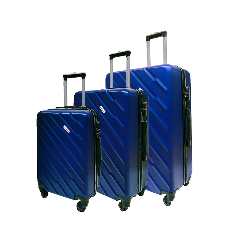 Set de Valise 4 roues ABS+ SuperFly