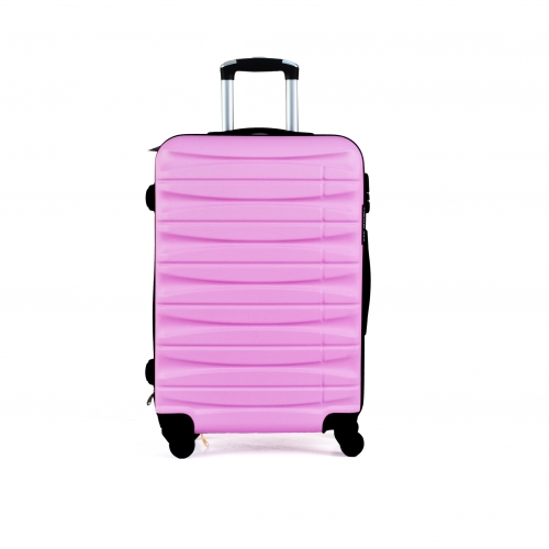 Valise Moyenne 4 roues 65cm ABS